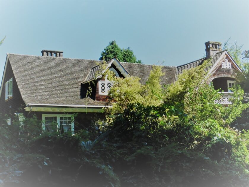 Das Kurt Cobain Haus in Seattle