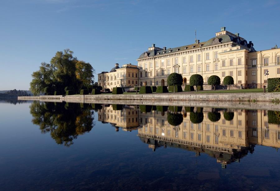 Schönste Orte Skandinavien - Nr. 4 Schloss Drottningholm