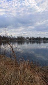 Zur Ergänzung des Textes. Foto vom Lake House Plön auf den Edebergsee.