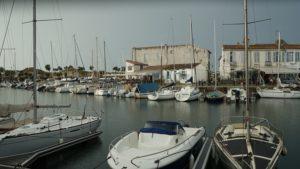 Île de Ré, September 2020, Port De Saint Martin, France