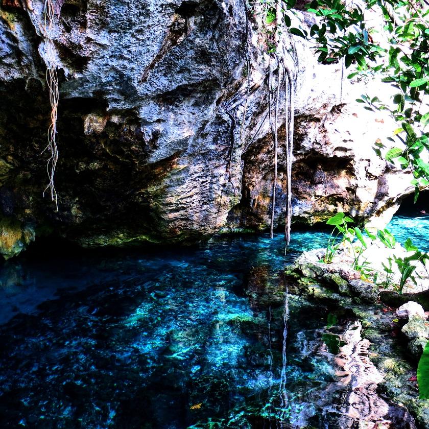 Yucatan Rundreise: Die Gran Cenote bei Tulum