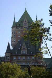 Château Frontenac, Quebec, Kanada
