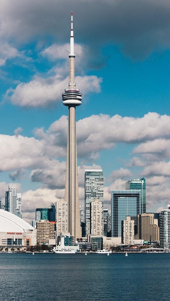 Der CN-Tower in Toronto